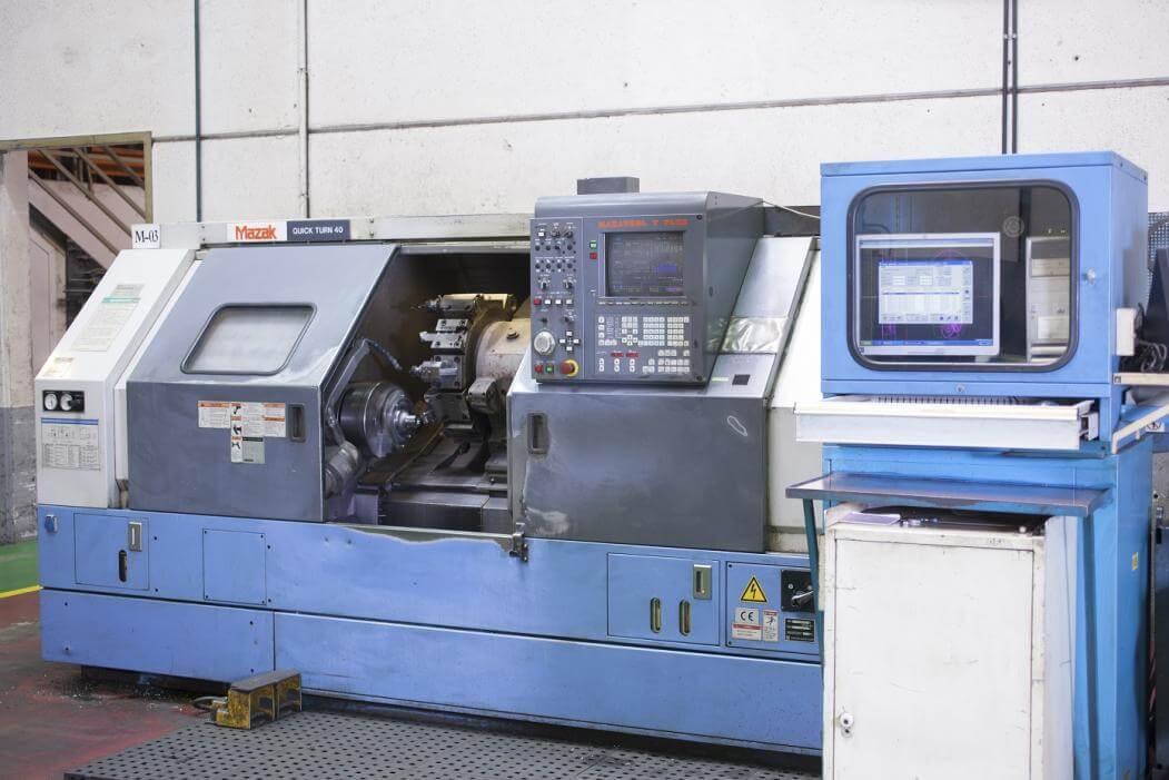 Torno CNC MAZAK QT-40