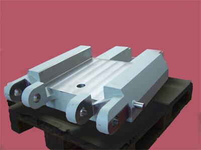 soporte guía siderurgia