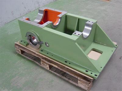 mecanizado piezas para sector automoción