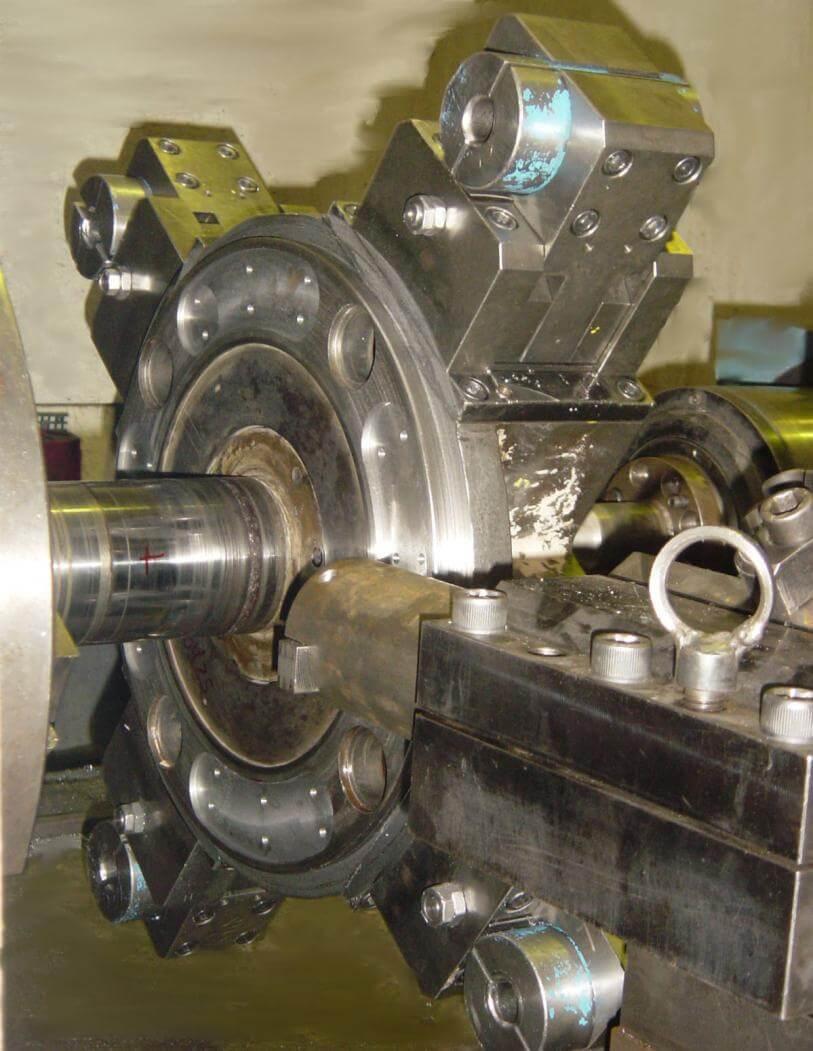 reparación industrial conjunto cabezal