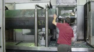 Mecanizado para sector eólico