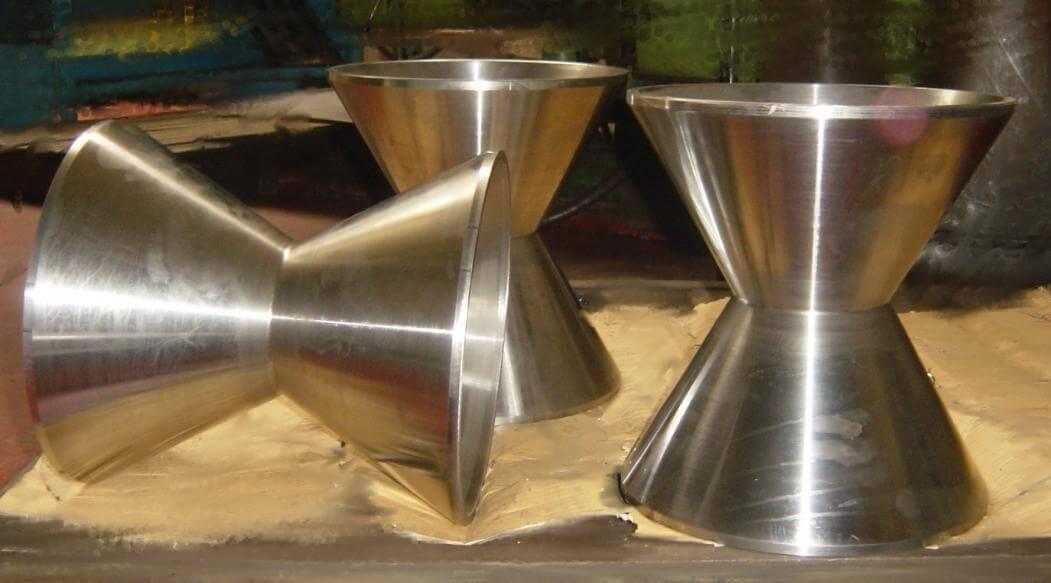 Mecanizado para transformados metálicos