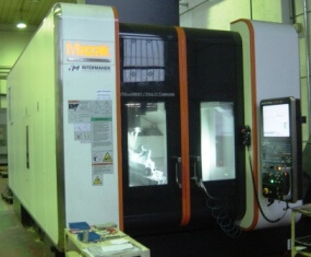 centro mecanizado VARIAXIS i-800