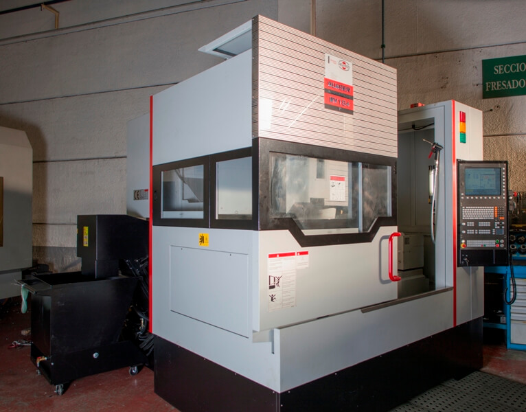 CNC QUASER MV184P/12 machining center